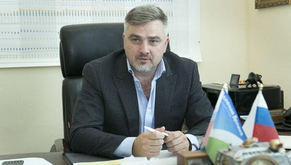 Генеральный директор компании Зеленая долина Сергей Алтухов