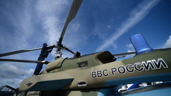 Легкий многоцелевой вертолет Ка-226Т