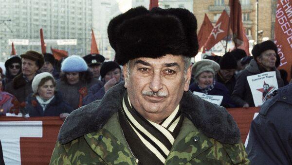 Евгений Джугашвили. Архивное фото