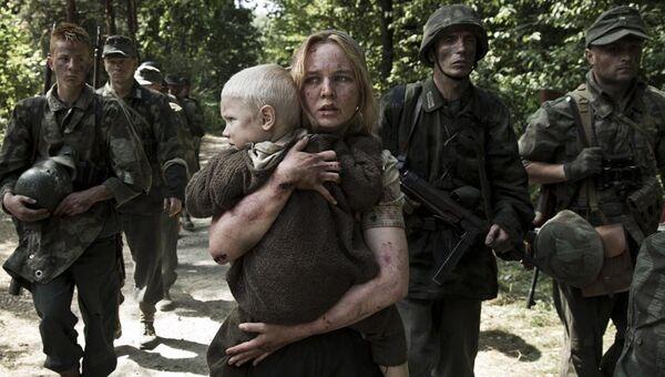 Кадр из фильма Волынь