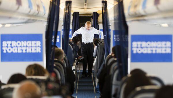 Глава избирательной кампании кандидата в президенты США Хиллари Клинтон Джон Подеста. Архивное фото