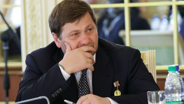 Одес Байсултанов. Архивное фото
