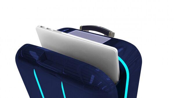 Чемодан Travelmate robotics