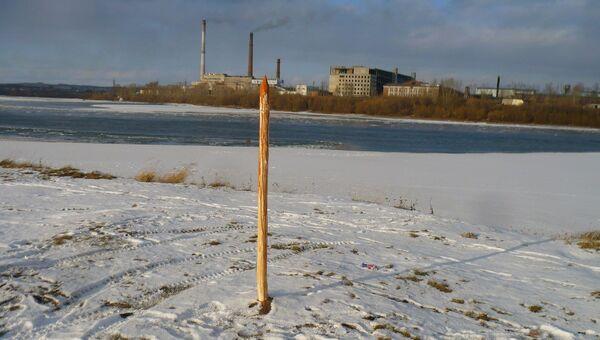 Кол в честь Ивана Грозного в Красноярском крае