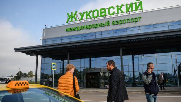Здание аэропорта Жуковский. Архивное фото