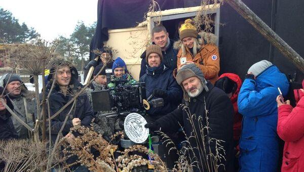 Начало съемок фильма Черновик