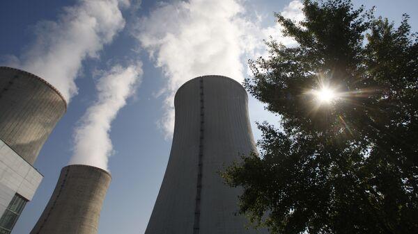 Атомная электростанция Дукованы в Чехии