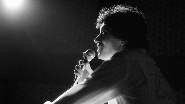 Болгарский певец Бисер Киров. Архивное фото