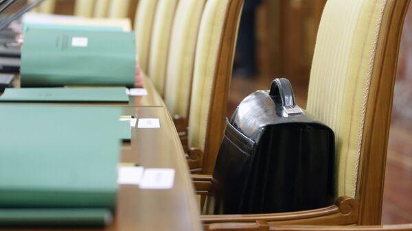 Портфель чиновника