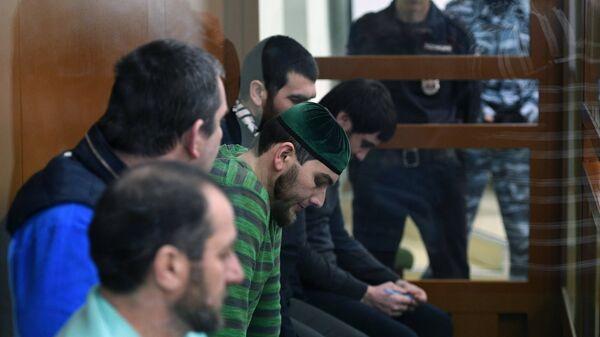 Заседание суда по делу об убийстве Бориса Немцова