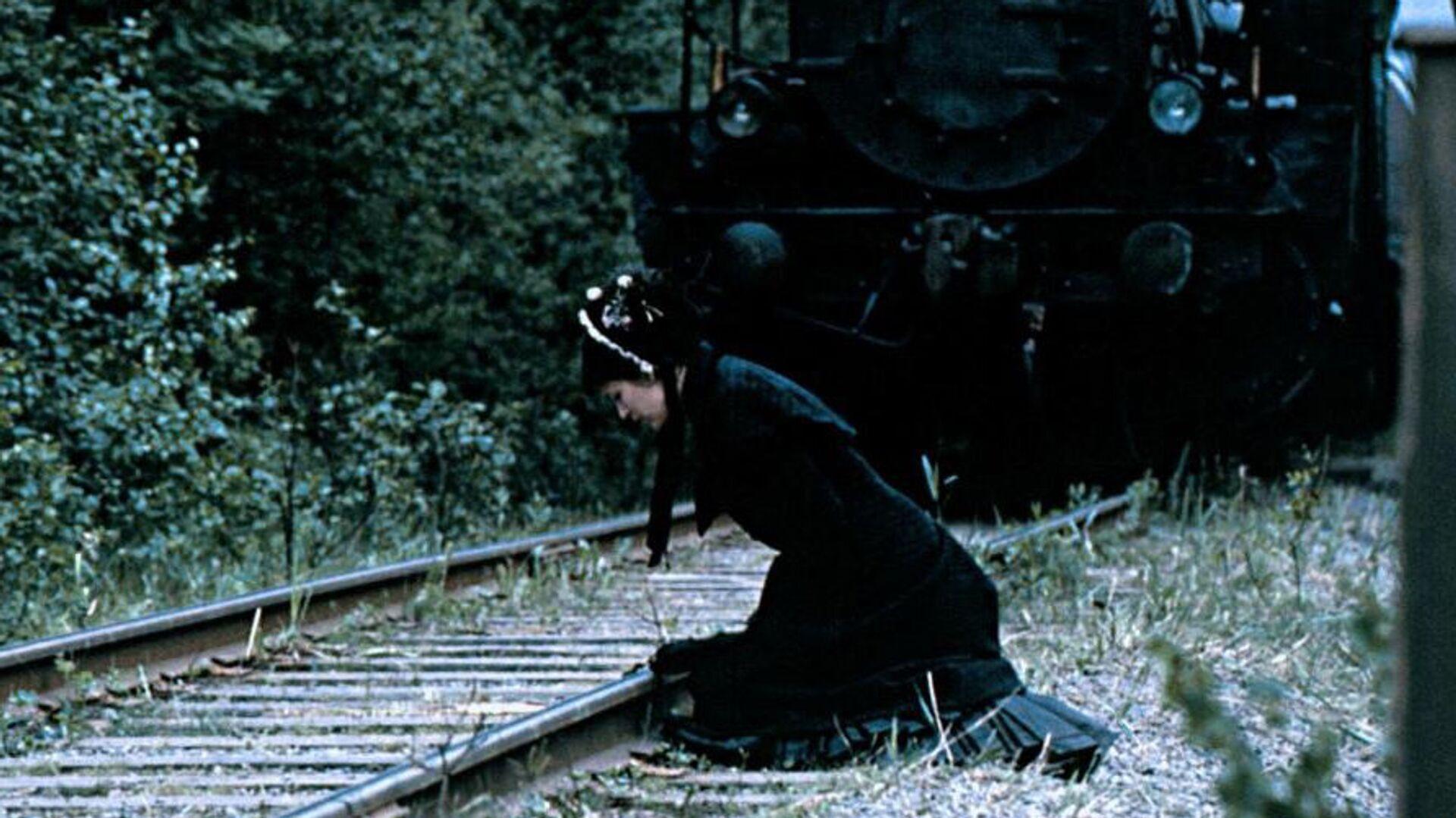 Кадр из фильма Анна Каренина - РИА Новости, 1920, 29.03.2021