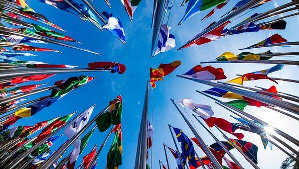 Генеральная Ассамблея Интерпола. Архивное фото
