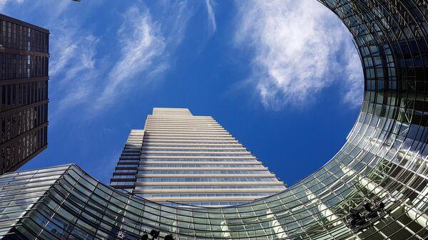 Высотное здание в Нью-Йорке
