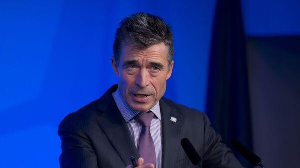Бывший генеральный секретарь НАТО Андерс Фог Расмуссен