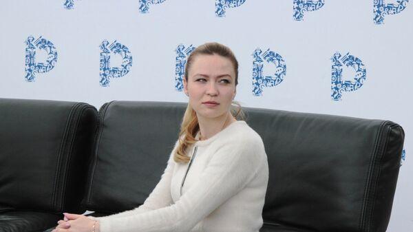 И.о. министра иностранных дел Донецкой Народной Республики Наталья Никонорова