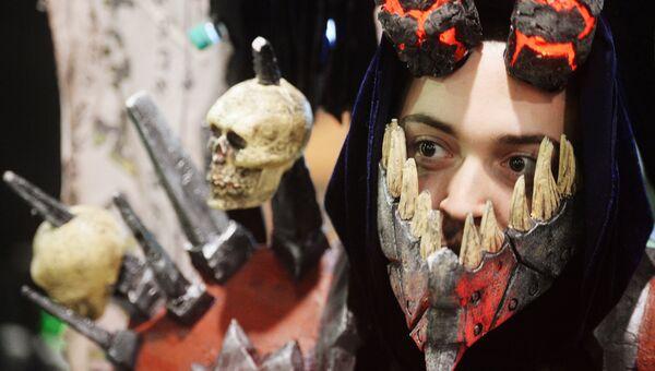 Участник выставки 3D Print Expo 2016 в Москве