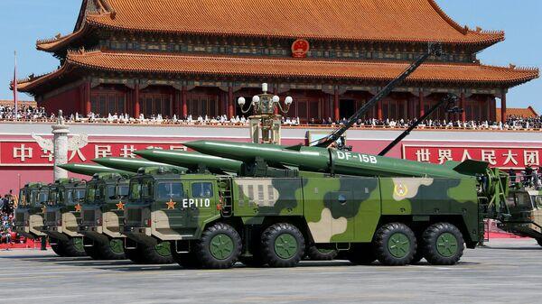 Китайская военная техника. Архивное фото