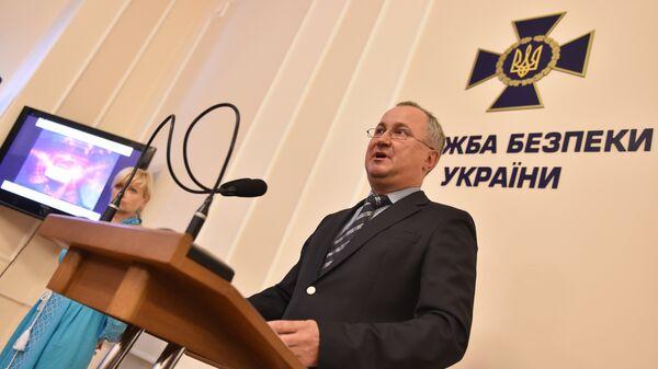Глава Службы безопасности Украины Василий Грицак. Архивное фото