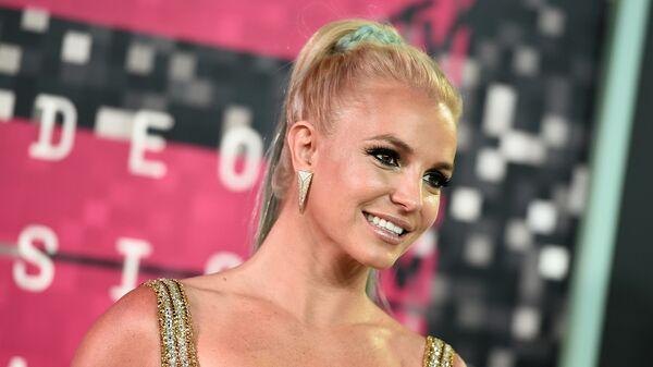 Бритни Спирс на MTV Video Music Awards в Лос-Анджелесе, США