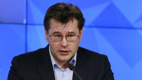 Алексей Мухин, генеральный директор Центра политической информации. Архивное фото
