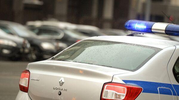 Работа полиции. Архивное фото