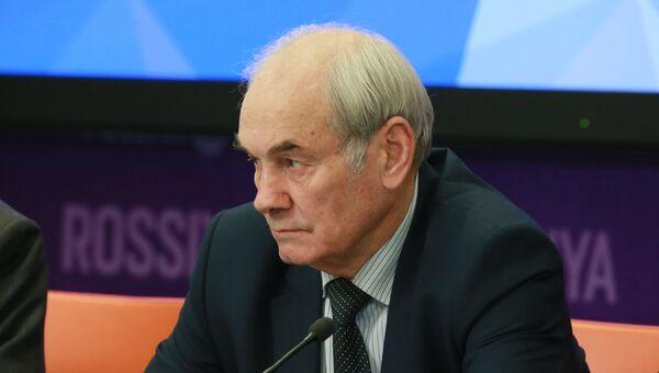 Леонид Ивашов, президент Академии геополитических проблем, генерал-полковник. Архивное фото