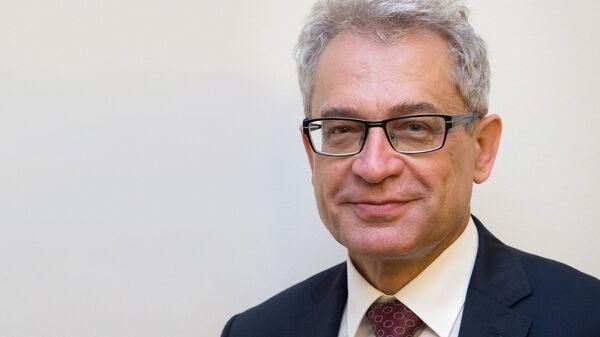 Посол Польши в Москве Влодзимеж Марчиняк. Архивное фото
