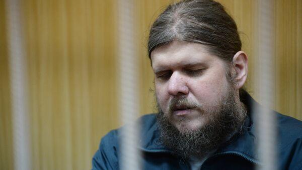 Рассмотрение ходатайства следствия о продлении срока ареста А.Попова