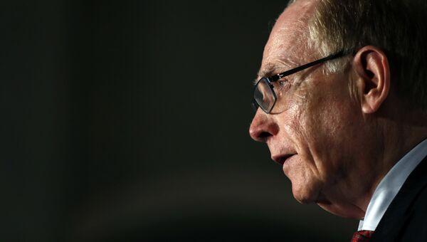 Глава независимой комиссии Всемирного антидопингового агентства (WADA) Ричард Макларен. Архивное фото