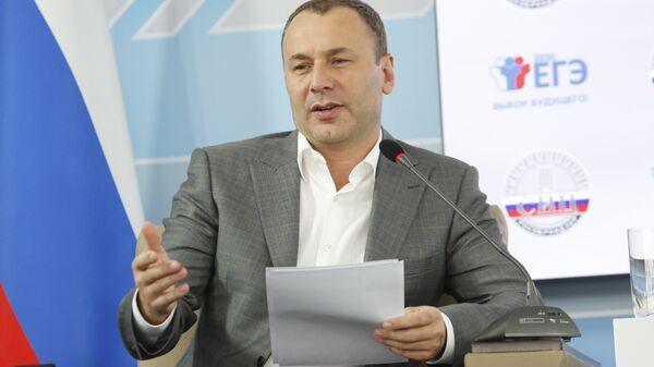 Заместитель руководителя Федеральной службы по надзору в сфере образования и науки Анзор Музаев