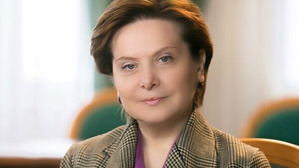 Губернатор Ханты-Мансийского автономного округа Наталья Комарова
