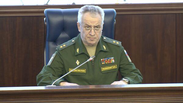Представитель ВС РФ рассказал об успехах сирийских военных в Алеппо и Пальмире