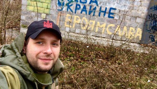 Депутат Верховной рады Украины Владимир Парасюк. Архивное фото
