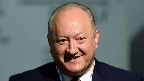Губернатор Камчатского края Владимир Илюхин на Восточном экономическом форуме во Владивостоке