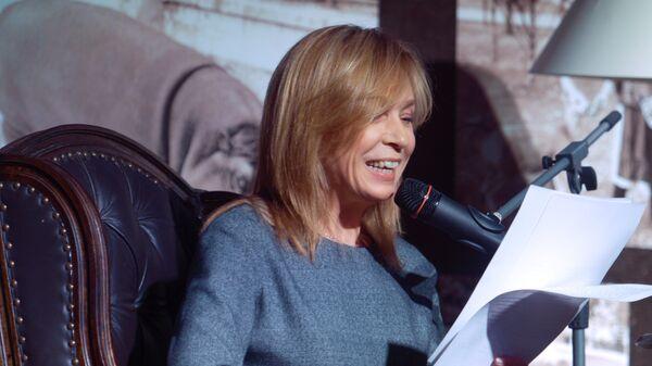 Алена Долецкая. Архивное фото