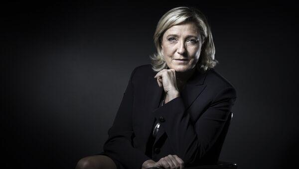 Марин Ле Пен. Архивное фото