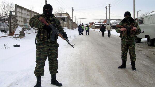 Три военнослужащих погибли за два дня спецоперации в дагестанском селе