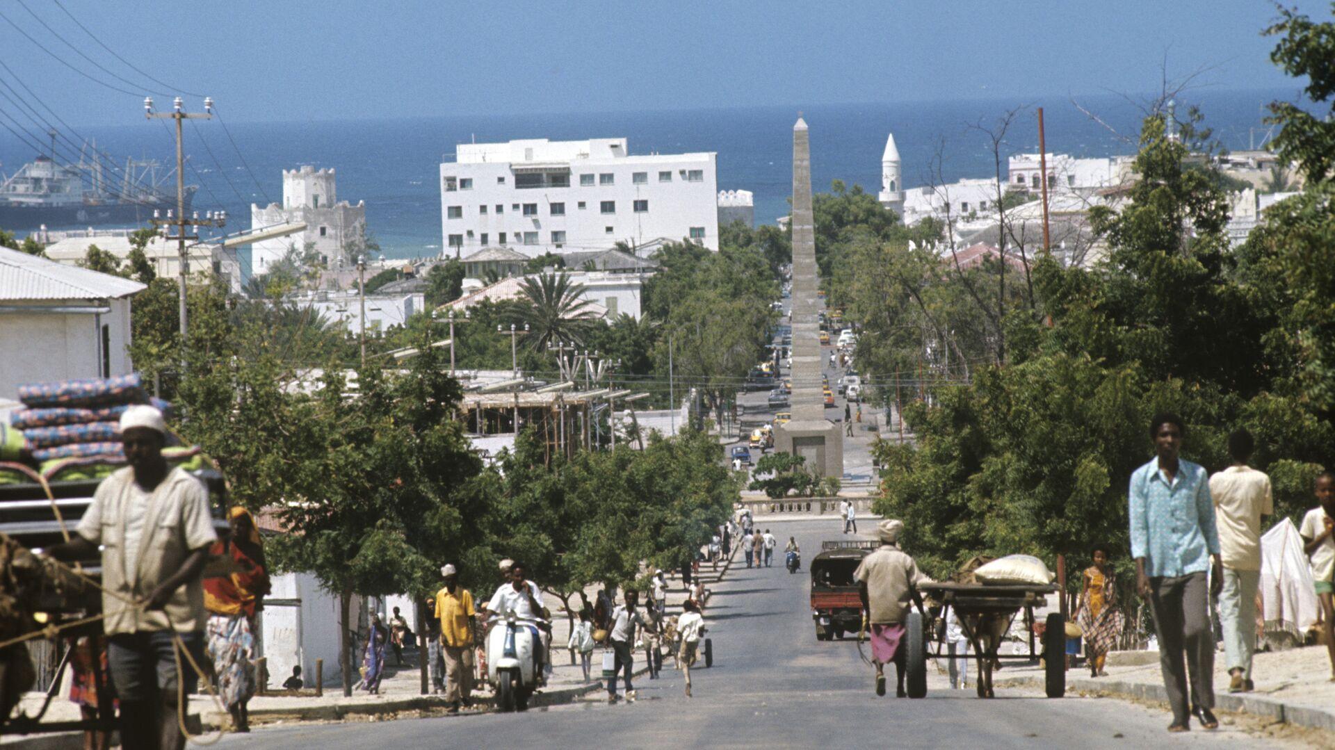 Премьер Сомали призвал к диалогу противоборствующие в столице стороны