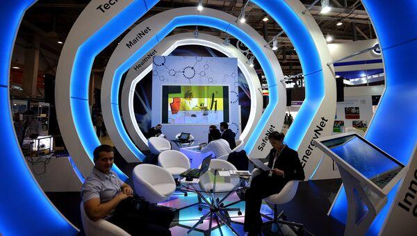 Российский форум Открытые инновации. Архивное фото