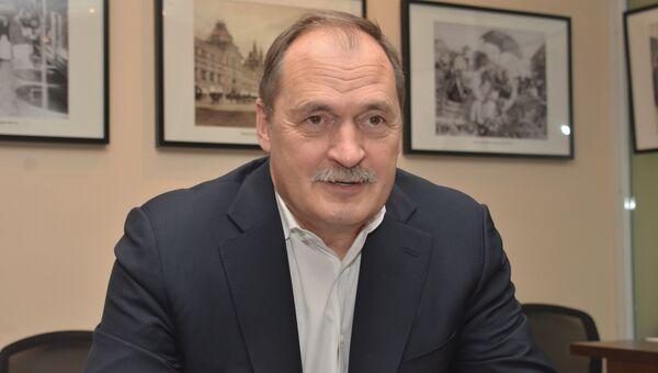 Председатель президиума Ассоциации компаний розничной торговли Илья Ломакин-Румянцев. Архивное фото