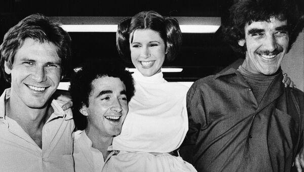 Актеры фильма Звёздные войны. 1978 год