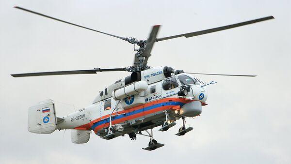 Вертолет Ка-32А11ВС. Архивное фото