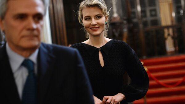 Актриса, режиссер и сценарист Рената Литвинова. Архивное фото