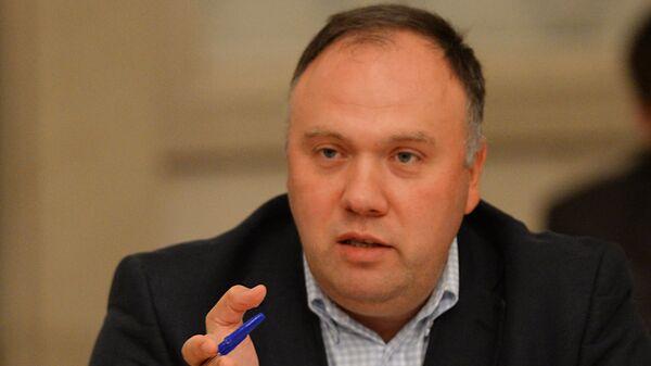 Георгий Фёдоров, член Общественной палаты РФ Георгий Федоров