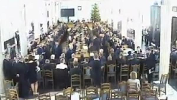 Сейм Польши опубликовал видеозапись спорного голосования в парламенте