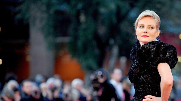 Актриса Рената Литвинова на кинофестивале. Архивное фото