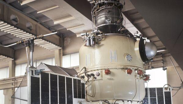 Автоматическая межпланетная станция Марс-1