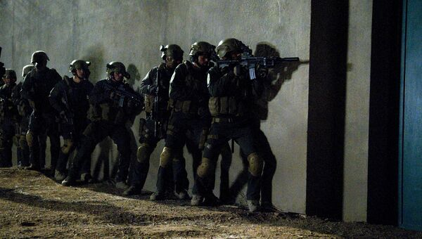 Попытка ликвидации Усама бен Ладена. Архивное фото
