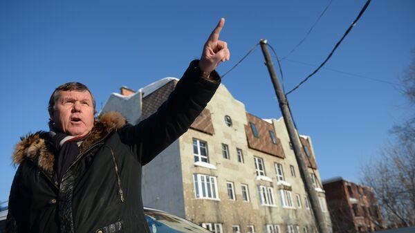 Пресс-конференция барда Александра Новикова в Екатеринбурге
