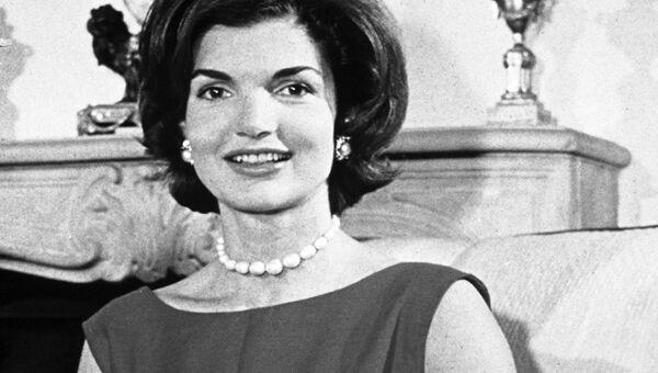 Жаклин Кеннеди. Архивное фото